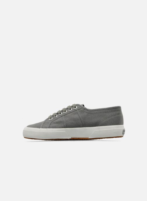 Baskets Superga 2750 Cotu W Gris vue face