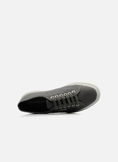 Sneakers Superga 2750 Cotu W Grijs links