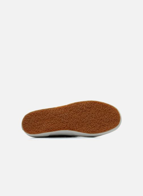 Sneakers Superga 2750 Cotu W Grigio immagine dall'alto