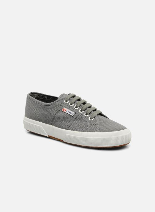 Sneakers Superga 2750 Cotu W Grijs detail