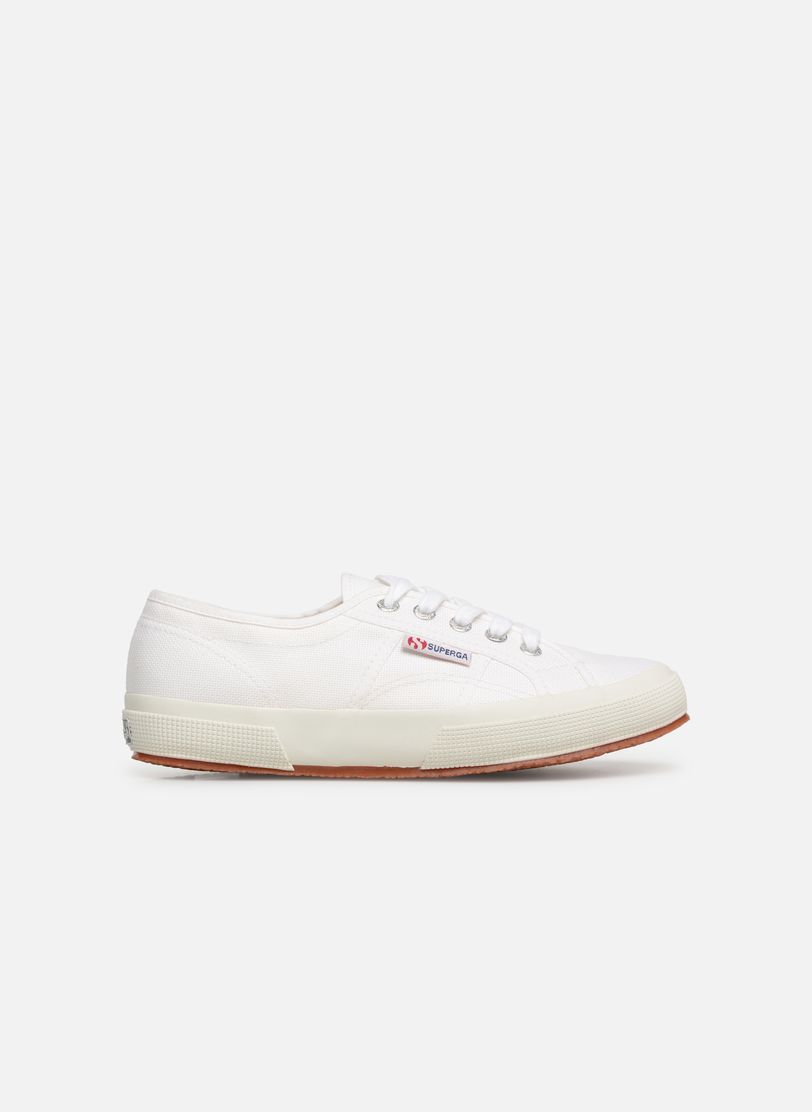 Sneakers Superga 2750 Cotu W Wit achterkant