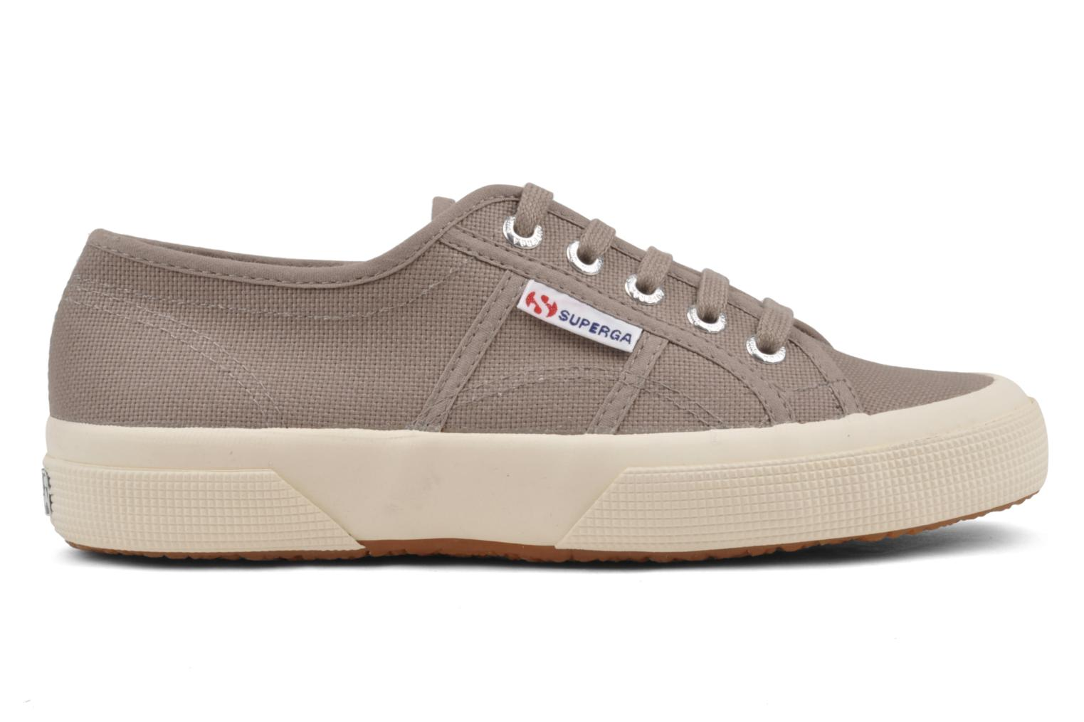 Trainers Superga 2750 Cotu W Brown back view