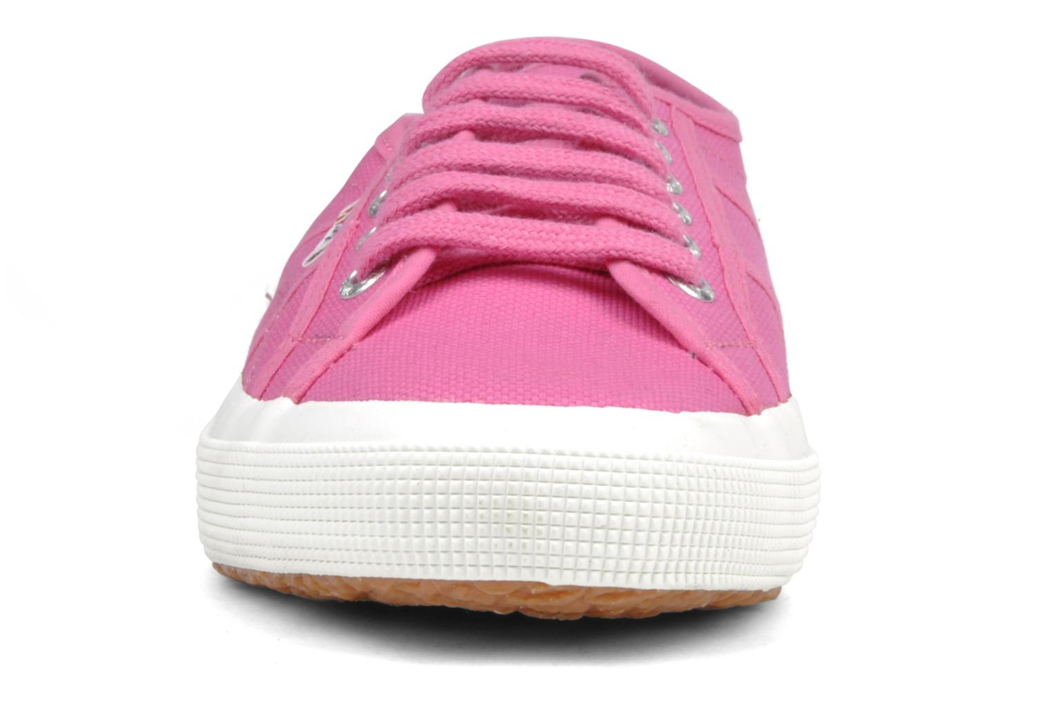 Trainers Superga 2750 Cotu W Pink model view