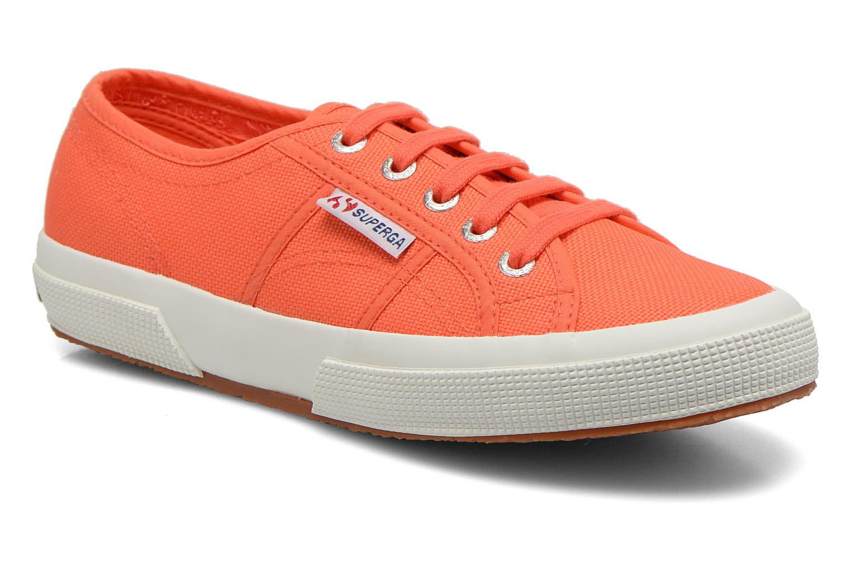 Baskets Superga 2750 Cotu W Orange vue détail/paire