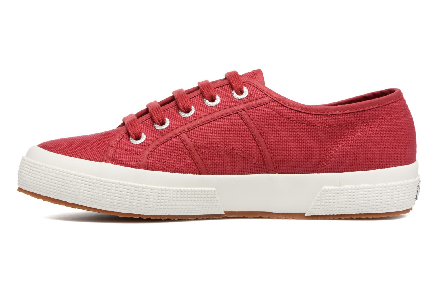 Trainers Superga 2750 Cotu W Red front view