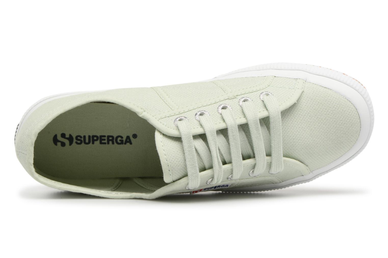 Superga 2750 Cotu W (Verde) - Deportivas en casuales Más cómodo Zapatos casuales en salvajes 4e0ce4