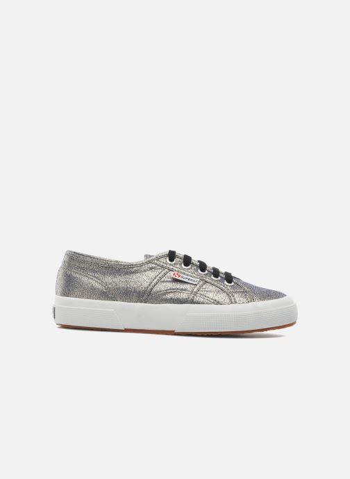 Sneaker Superga 2750 Lame W grau ansicht von hinten