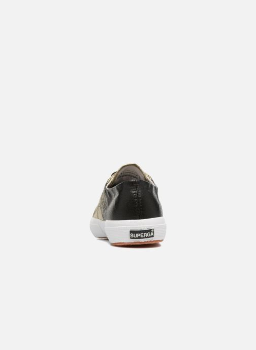 Sneakers Superga 2750 Lame W Zwart rechts