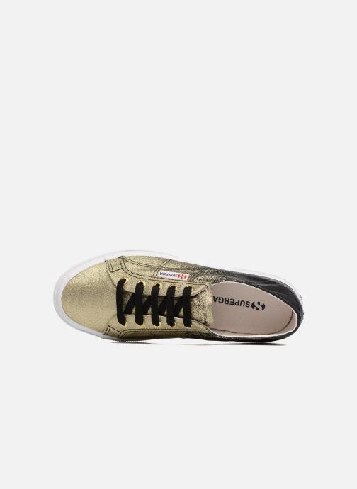 Sneakers Superga 2750 Lame W Zwart links