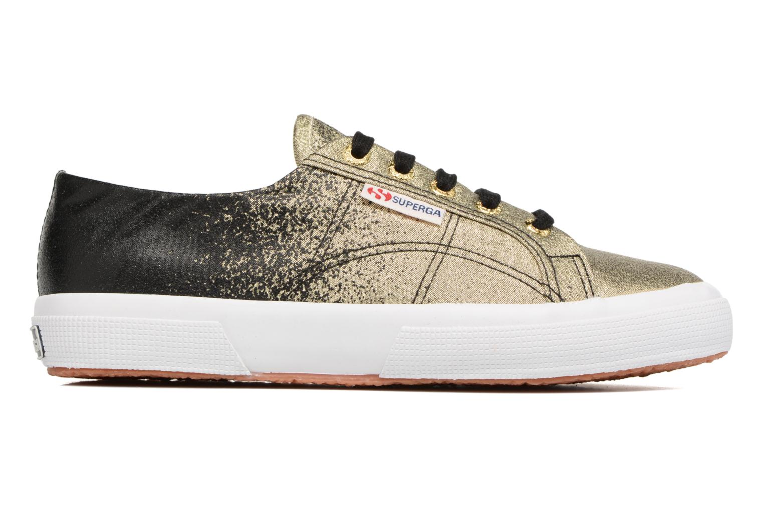 Sneakers Superga 2750 Lame W Nero immagine posteriore