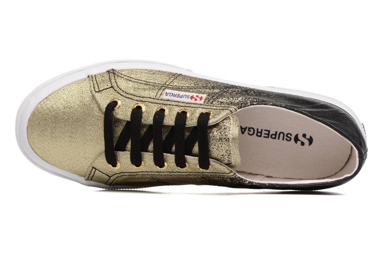 Sneakers Superga 2750 Lame W Svart bild från vänster sidan