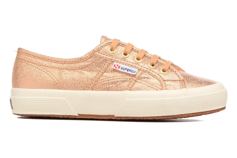 Sneakers Superga 2750 Lame W Oro e bronzo immagine posteriore