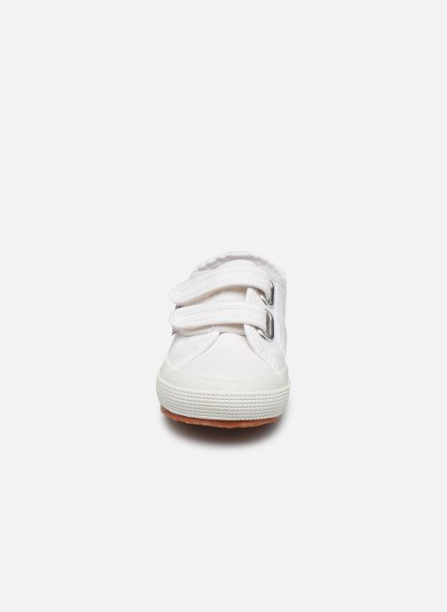 Sneakers Superga 2750 J Velcro E Wit model