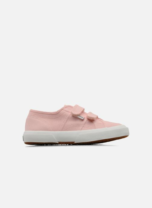Trainers Superga 2750 J Velcro E Pink back view