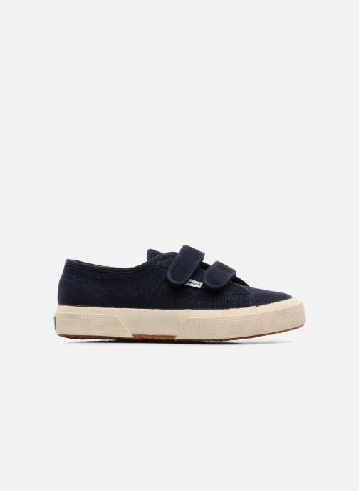 Sneakers Superga 2750 J Velcro E Blå se bagfra