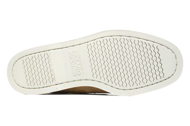 Chaussures à lacets Sebago Docksides M Beige vue haut