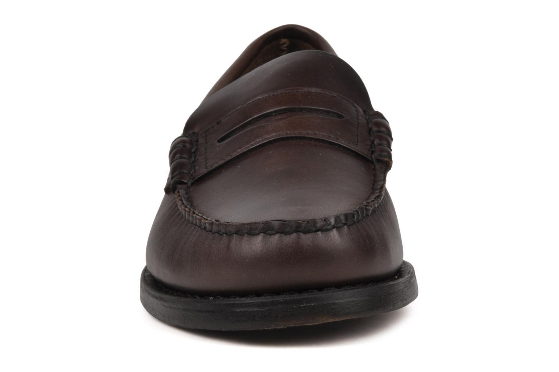 Loafers Sebago Classic Brown model view
