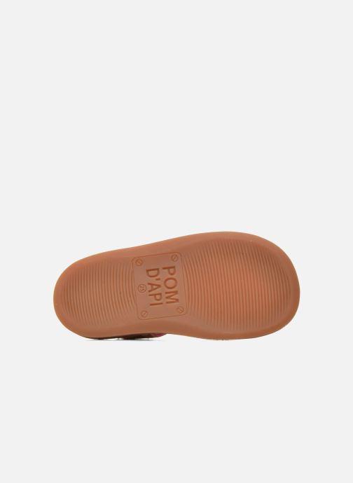 Sandalen Pom d Api Yapo Lux Roze boven