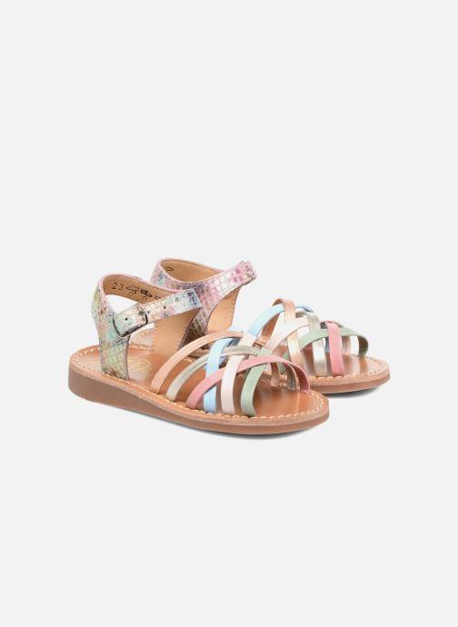 Sandalen Pom d Api Yapo Lux mehrfarbig 3 von 4 ansichten