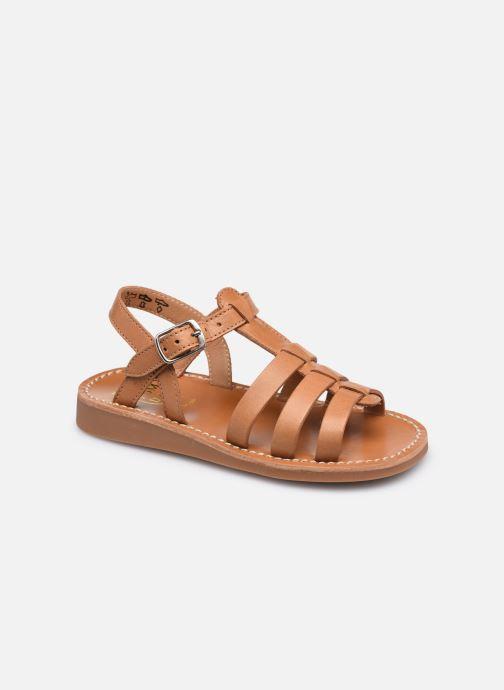 Sandali e scarpe aperte Pom d Api Yapo Strap Marrone vedi dettaglio/paio