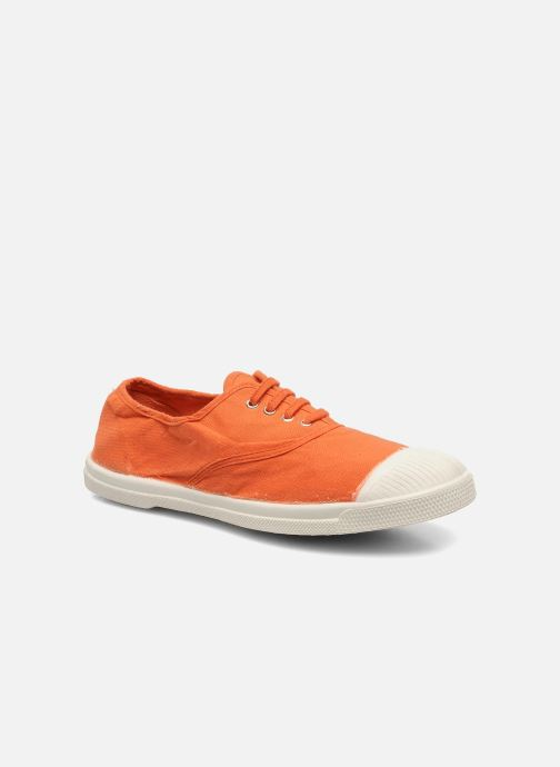 Bensimon Tennis Lacets W (Orange) - Baskets chez Sarenza (131904) d500348d506b