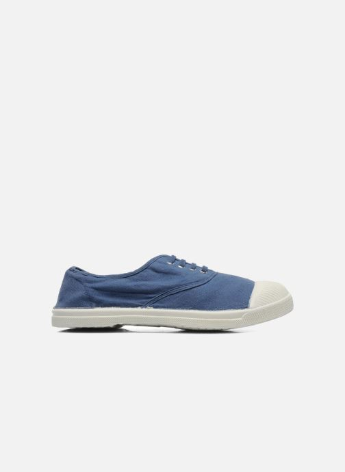 Sneakers Bensimon Tennis Lacets Azzurro immagine sinistra