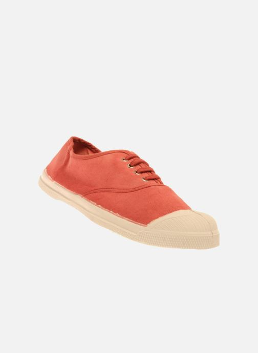 Sneakers Bensimon Tennis Lacets Roze detail