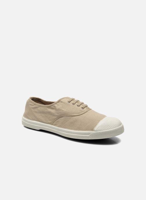 Sneakers Bensimon Tennis Lacets Beige detail