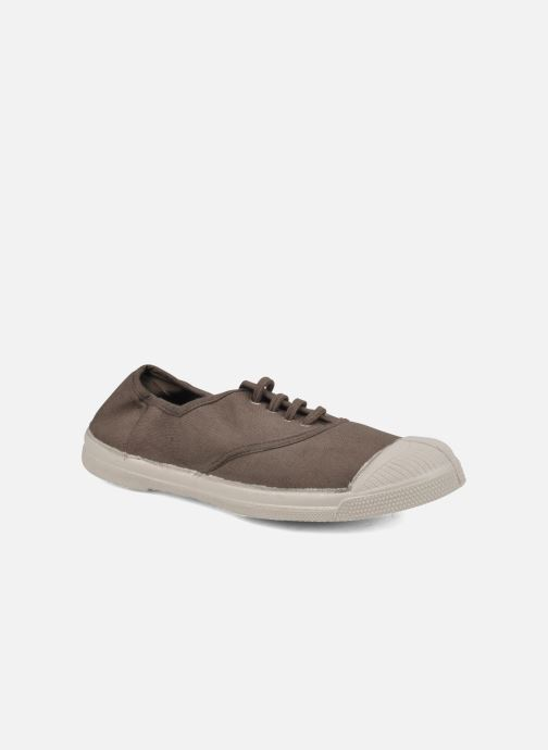 Sneakers Bensimon Tennis Lacets Beige vedi dettaglio/paio