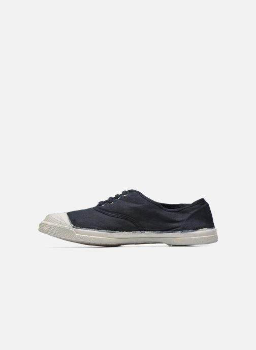 Sneakers Bensimon Tennis Lacets Zwart voorkant