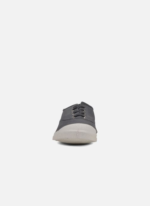 Trainers Bensimon Tennis Lacets Grey model view