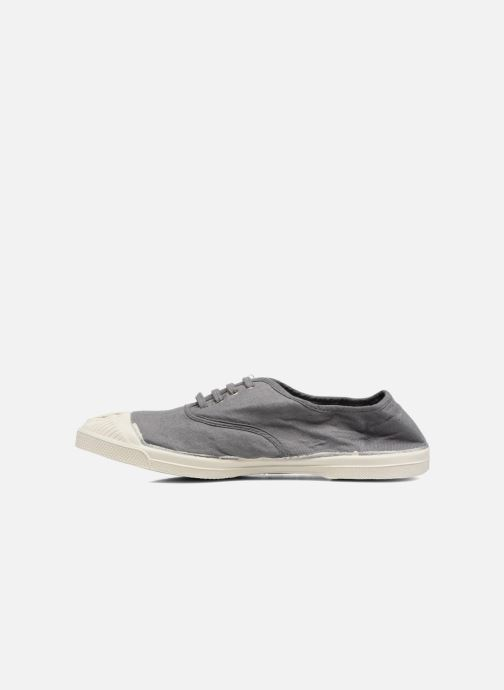 Baskets Bensimon Tennis Lacets W Gris vue face