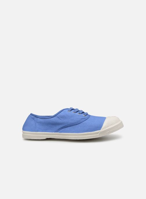 Trainers Bensimon Tennis Lacets Blue back view