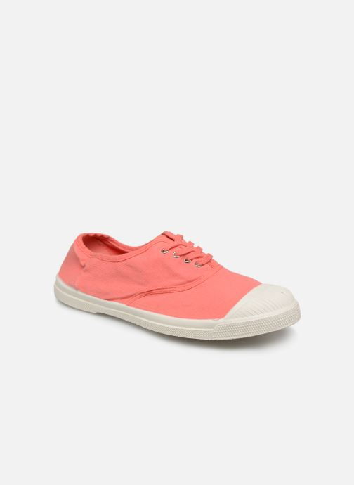 3d5ec21c230078 Bensimon Tennis Lacets W (Rose) - Baskets chez Sarenza (361596)