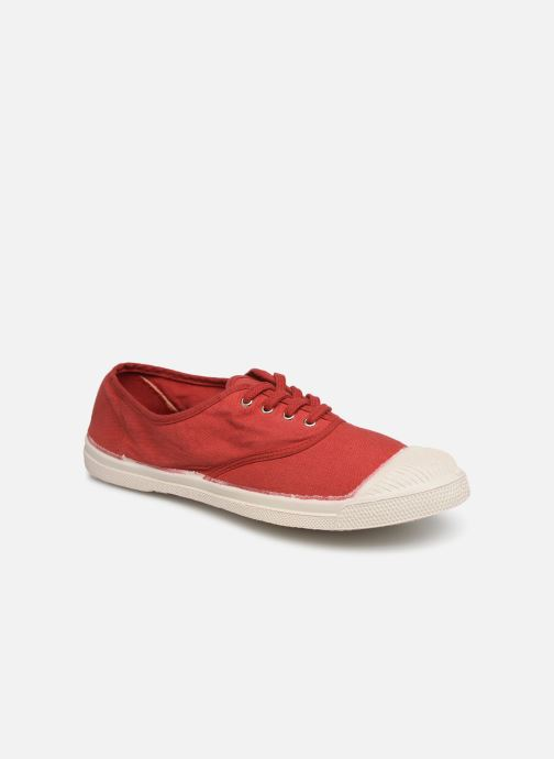78b142f636505f Bensimon Tennis Lacets W (Rouge) - Baskets chez Sarenza (361597)