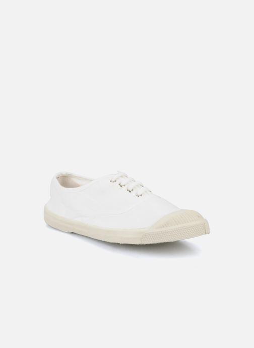 Sneaker Bensimon Tennis Lacets weiß detaillierte ansicht/modell