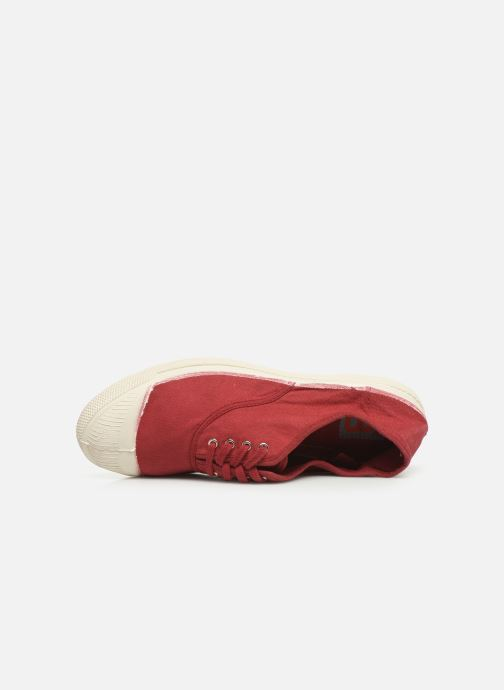 Sneakers Bensimon Tennis Lacets Bordeaux links