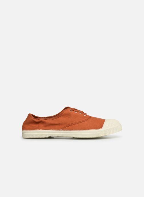 Sneakers Bensimon Tennis Lacets Marrone immagine posteriore