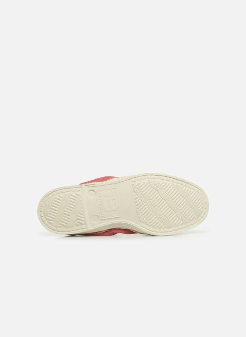 Sneakers Bensimon Tennis Lacets Roze boven