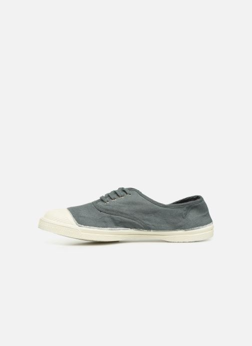 Trainers Bensimon Tennis Lacets Grey front view