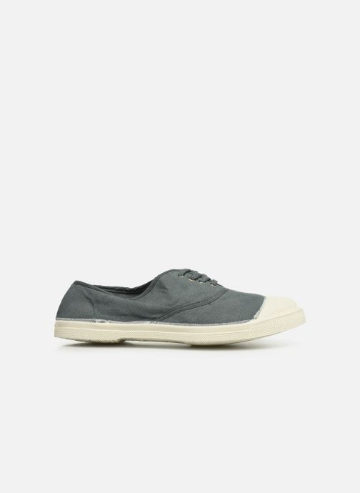 Trainers Bensimon Tennis Lacets Grey back view