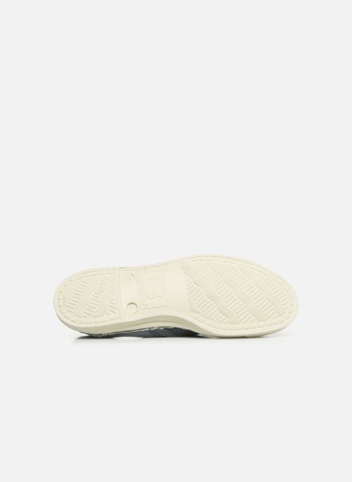 Trainers Bensimon Tennis Lacets Grey view from above