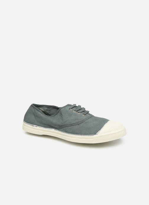 Sneaker Bensimon Tennis Lacets grau detaillierte ansicht/modell