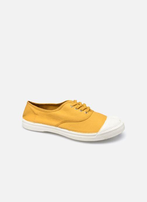 Sneaker Bensimon Tennis Lacets gelb detaillierte ansicht/modell
