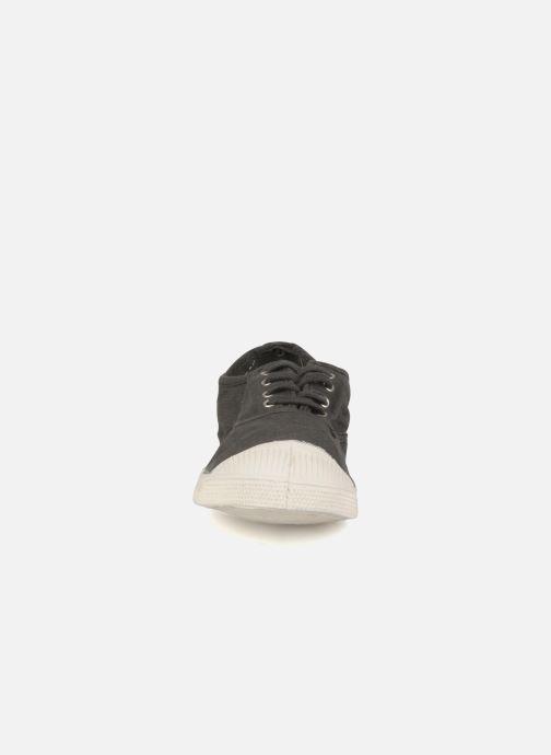 Baskets Bensimon Tennis Lacets W Noir vue portées chaussures