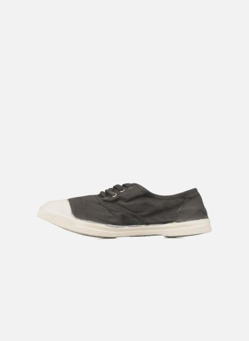Sneakers Bensimon Tennis Lacets Nero immagine frontale