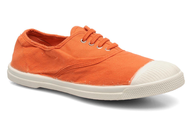 Bensimon Tennis Lacets W (Orange) - Baskets en Más cómodo Confortable et belle