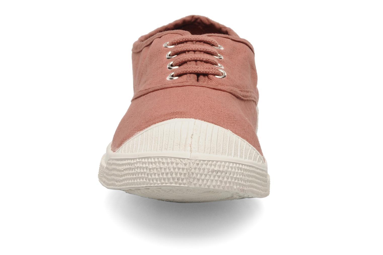 Sneakers Bensimon Tennis Lacets Pink se skoene på
