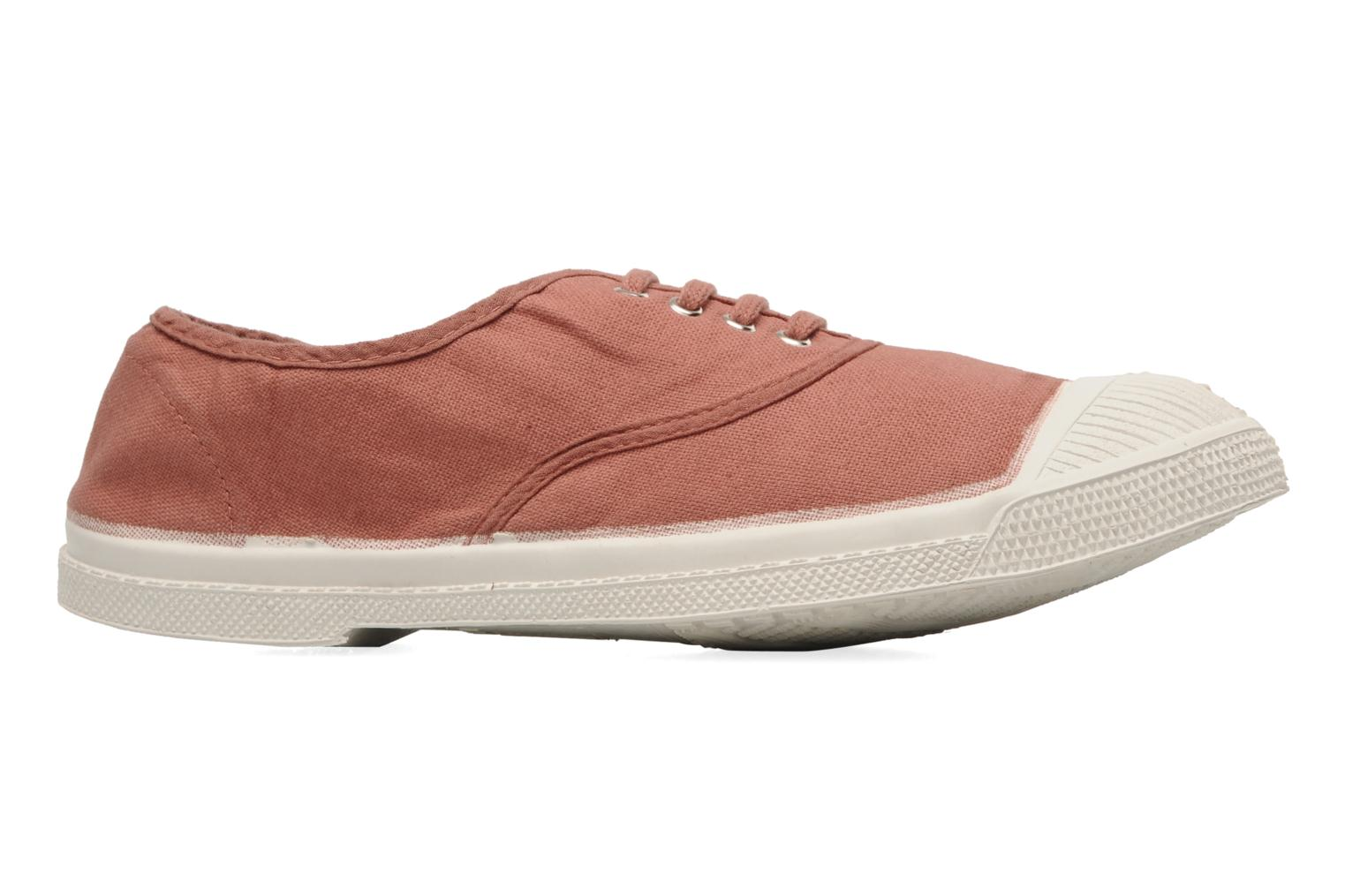 Sneakers Bensimon Tennis Lacets Rosa immagine posteriore