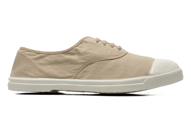 Sneakers Bensimon Tennis Lacets Beige se bagfra